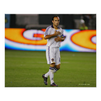 CARSON, CA - MAY 2: #10 Landon Donovan  of the Poster