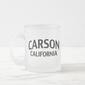 Carson California Tazas De Café