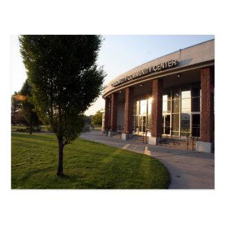 Carson City Community Center Post Card