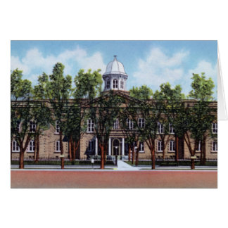 Carson City Nevada State Capitol Card