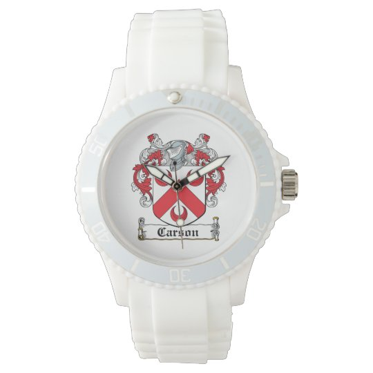 Carson Family Crest Watches