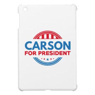 Carson For President iPad Mini Cover