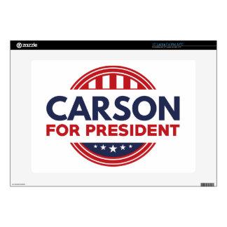 Carson For President Laptop Skin