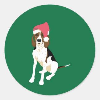 Carson Holiday Sticker