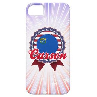 Carson, nanovoltio iPhone 5 cárcasas