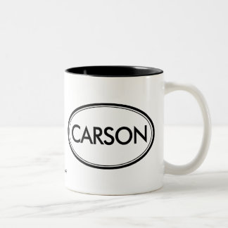 Carson Taza De Café