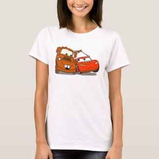 Cars's Lightning McQueen and Mater Disney T-Shirt