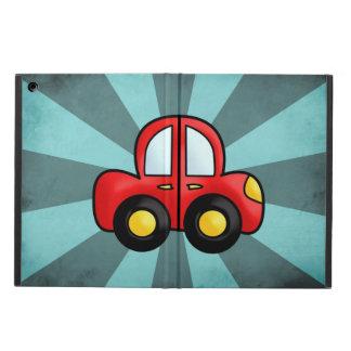 Cart cartoon iPad air cover