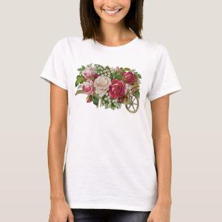 Cart full of Roses T-shirt