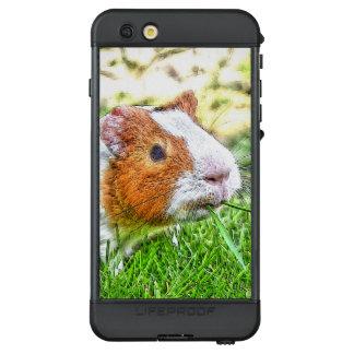 CArt Guinea Pig LifeProof NÜÜD iPhone 6s Plus Case