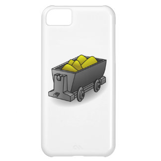 Cart of Gold iPhone 5C Cover