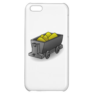 Cart of Gold iPhone 5C Covers