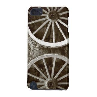Cart wheels iPod touch 5G case