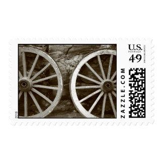 Cart wheels Postage