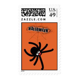 carta 2 de Halloween Sello Postal
