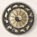 Carta china del zodiaco posavasos manualidades