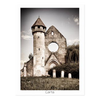 Carta Cistercian Church Postcards
