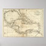 Carta de las Antillas 3 Impresiones