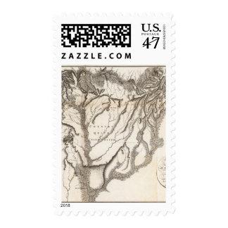 Carta de las fuentes del móvil sellos