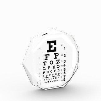 Carta de ojo