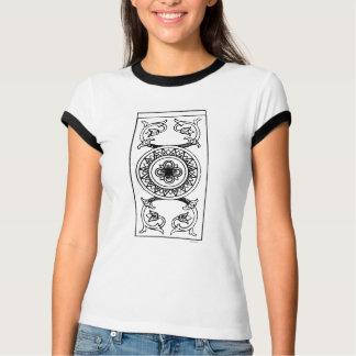 Carta de tarot: As de peniques Camisas