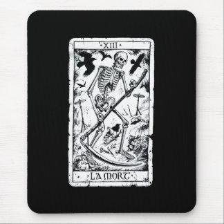 Carta de tarot de Mort del La Tapetes De Ratón