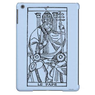 Carta de tarot: El papa Funda Para iPad Air