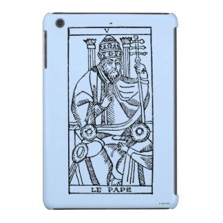 Carta de tarot: El papa Fundas De iPad Mini Retina