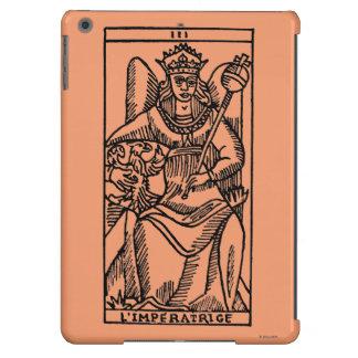 Carta de tarot: La emperatriz Funda Para iPad Air