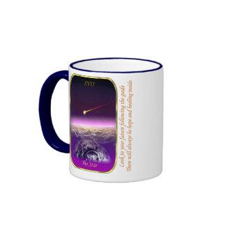 Carta de tarot - la estrella taza
