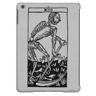 Carta de tarot: Muerte Funda Para iPad Air