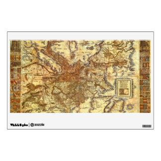 Carta Itineraria Europae por Waldseemüller 1520
