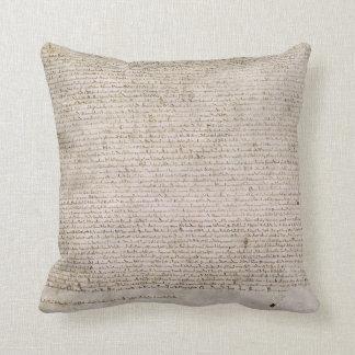 Carta Magna Cojin
