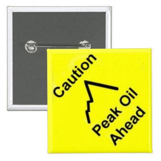 Carta máxima del aceite pin cuadrado