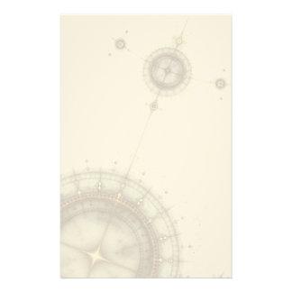 Carta náutica antigua, Grunge Papeleria De Diseño