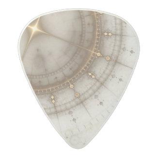 Carta náutica antigua, Grunge Púa De Guitarra Acetal