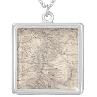 Carta, Province de Mendoza, el Araucan�a Collar Plateado
