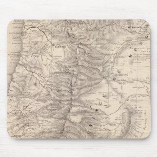 Carta, Province de Mendoza, el Araucan�a Tapete De Raton
