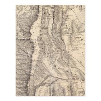 Carta, provincias de La Rioja San Juan Tarjeta Postal