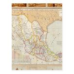 Carta religiosa de México Tarjeta Postal
