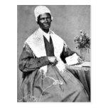 Carta sumaria de visite de la verdad del Sojourner Tarjeta Postal