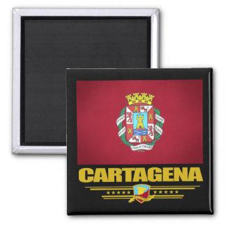 Cartagena 2 Inch Square Magnet