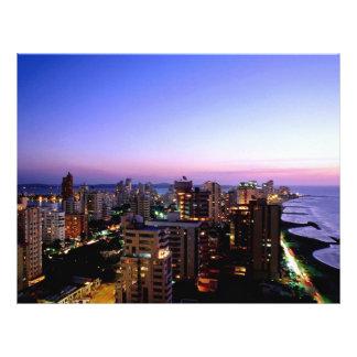 Cartagena, Colombia Flyer A Todo Color