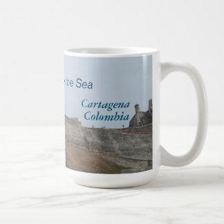 Cartagena Colombia Mug