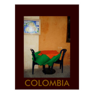 CARTAGENA COLOMBIA POSTERS