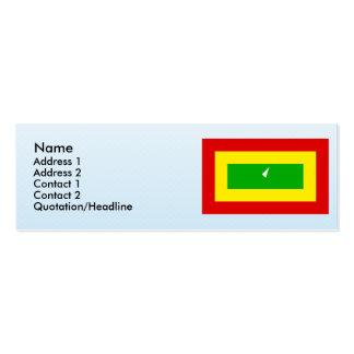 Cartagena, Columbia Business Card Templates