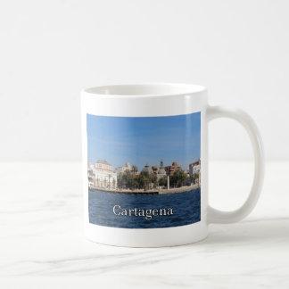 Cartagena souvenir and gift coffee mug