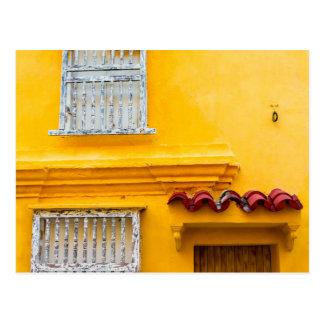 Cartagena the Fantastic one Postcard