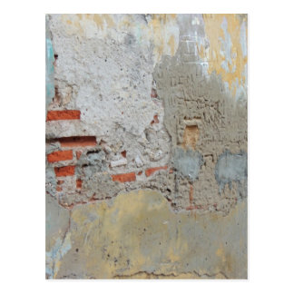 Cartagena - The Wall Postcard