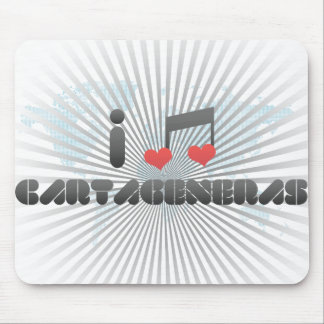 Cartageneras Mouse Pad